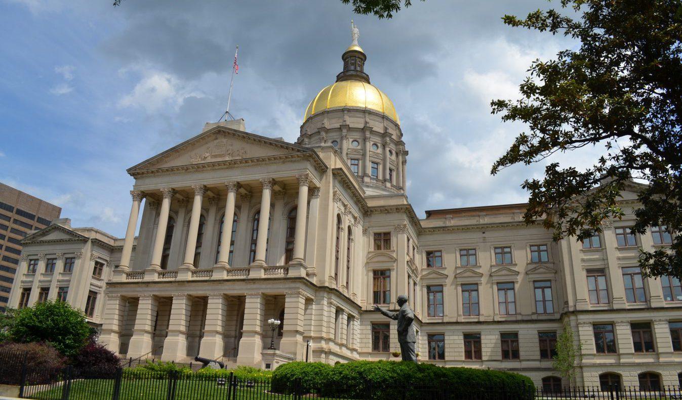 Georgia State Capital Building