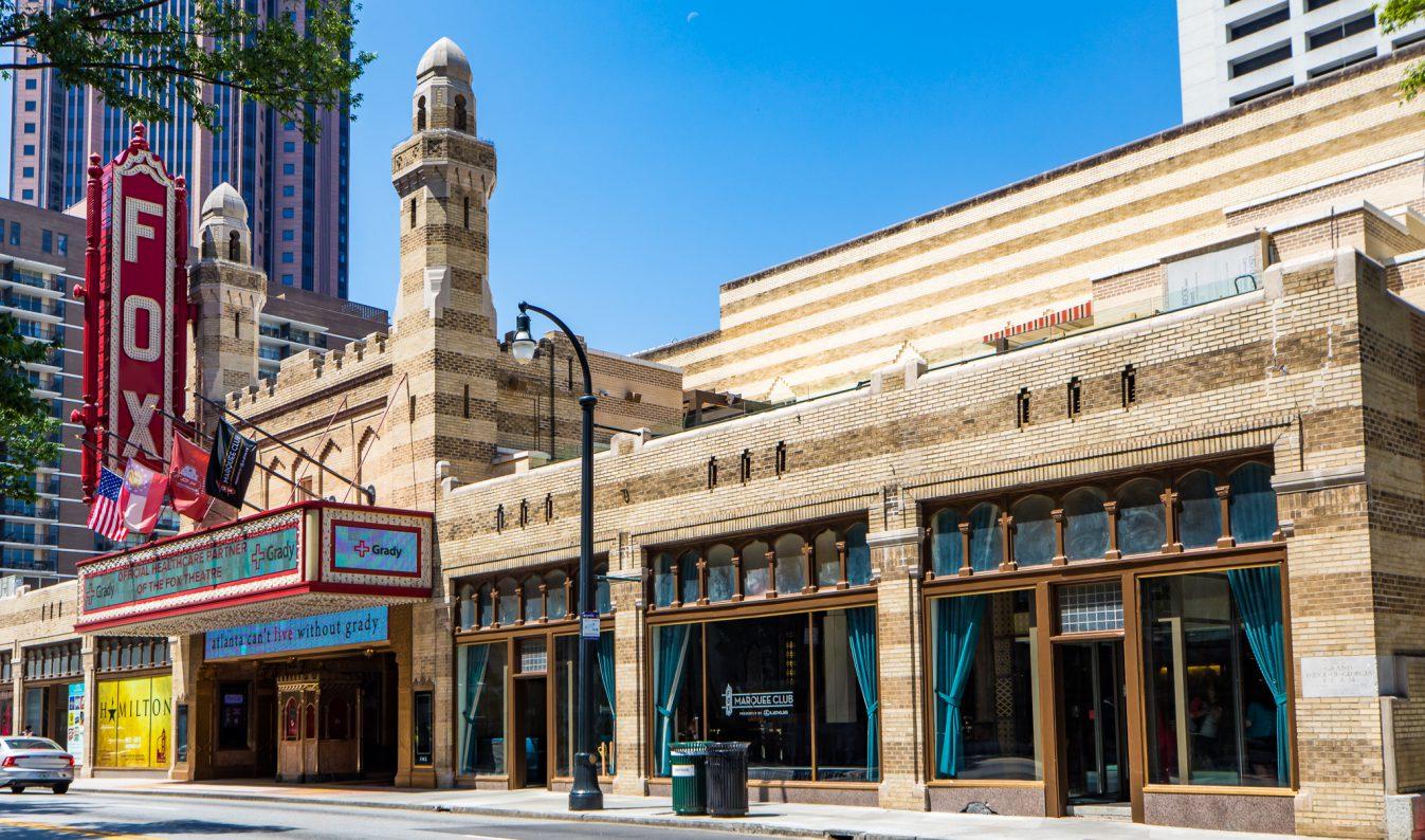 Fox Theatre - Alive Coverage