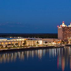 The Westin Savannah Harbor & Savannah International Convention & Trade Center